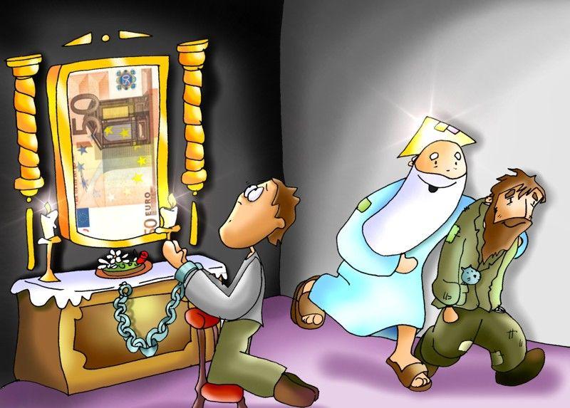 170226-fano_No se puede servir a Dios y el dinero