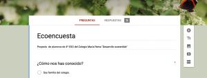 Eco-Encuesta María Reina