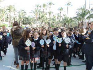 Acto por la Paz 2017- Colegio Santa María