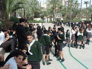 Bocadillo solidario 17- Colegio Santa María Elche