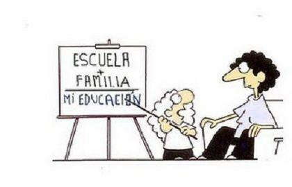 escuela-familia-educaçión