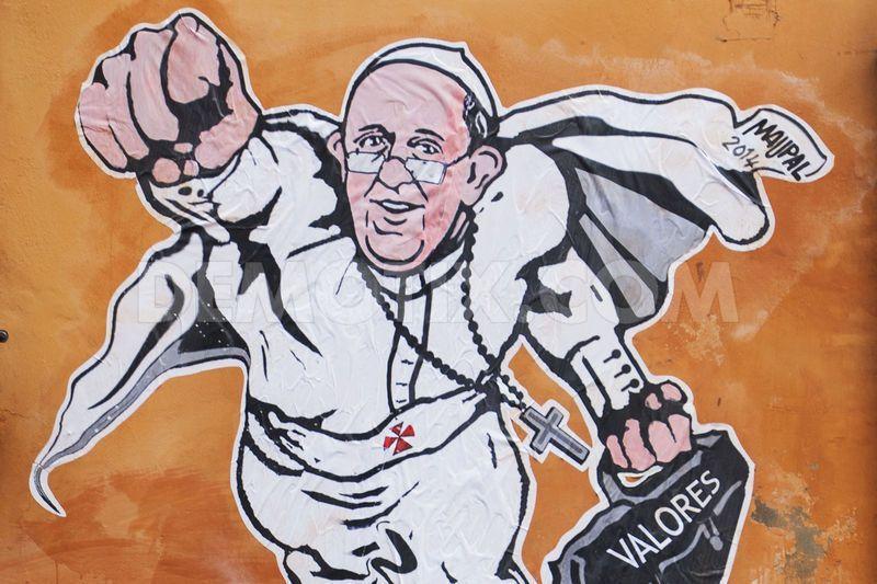 papa-francisco-caricatura