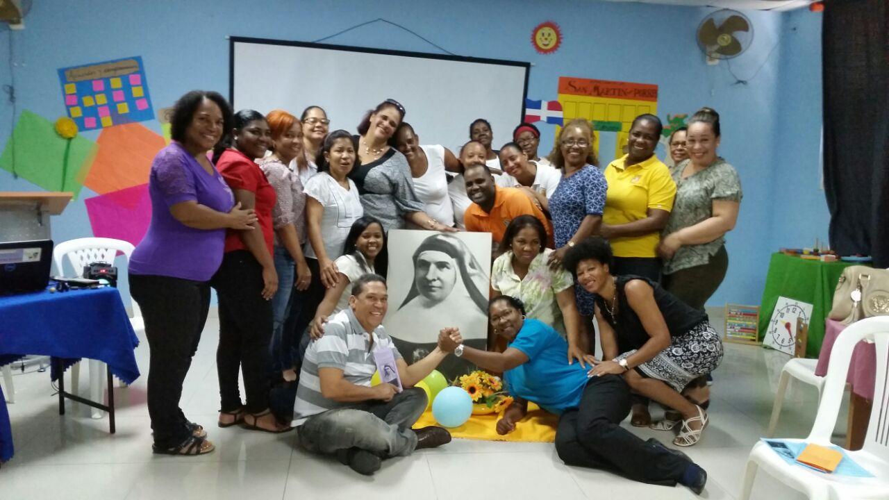 Escuela de San Martín de Porres, Santo Domingo (RD)