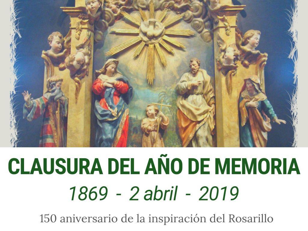 Clausura del Año de la Memoria